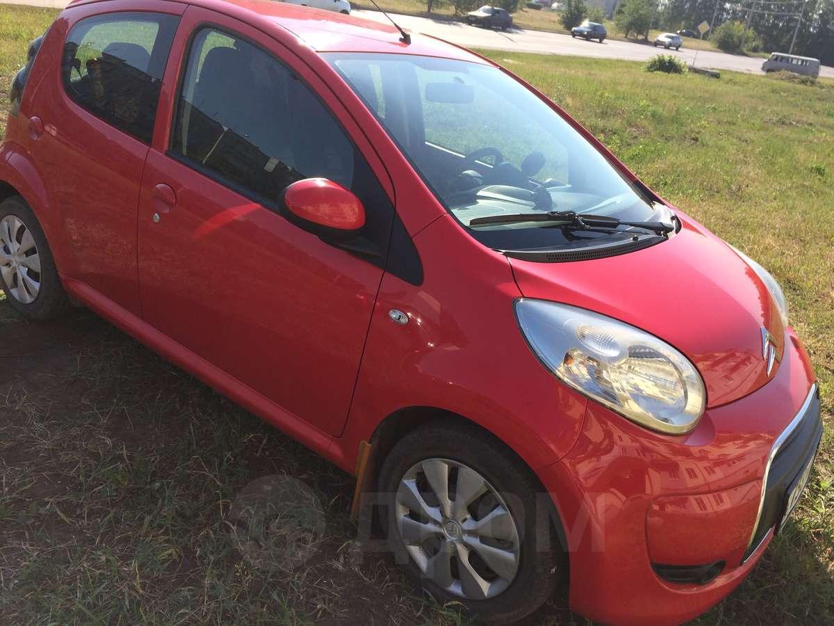 автомобиль citroen c1 2010 г.