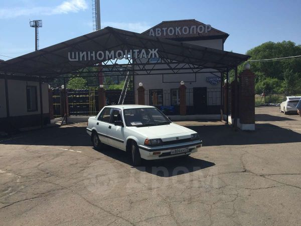 Honda Civic, 1991 год, 59 000 руб.