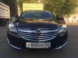 Новосибирск Opel Insignia 2014