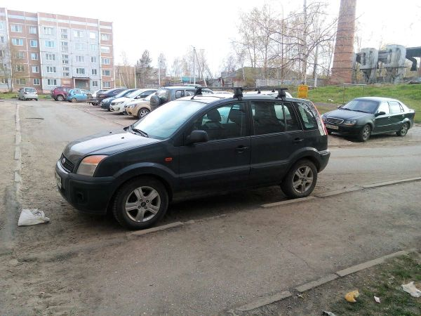 Ford Fusion, 2010 год, 300 000 руб.