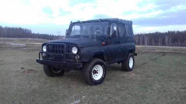 УАЗ 469, 1999 год, 250 000 руб.