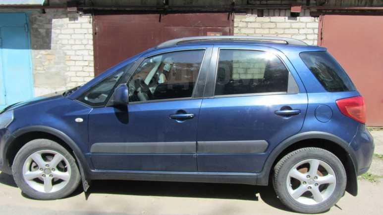 Suzuki SX4, 2007 год, 367 000 руб.