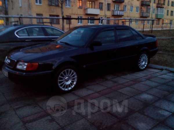 Audi 100, 1994 год, 160 000 руб.