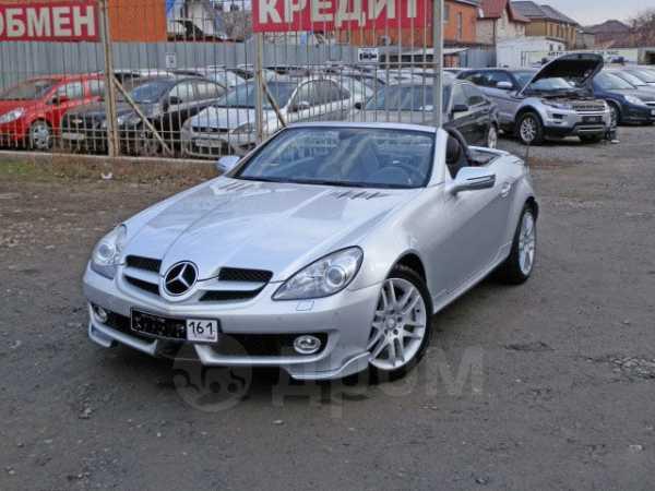 Mercedes-Benz SLK-Class, 2009 год, 1 130 000 руб.