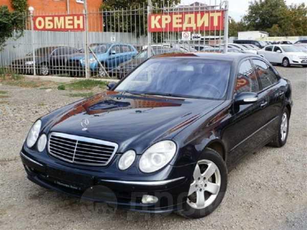 Mercedes-Benz E-Class, 2002 год, 485 000 руб.