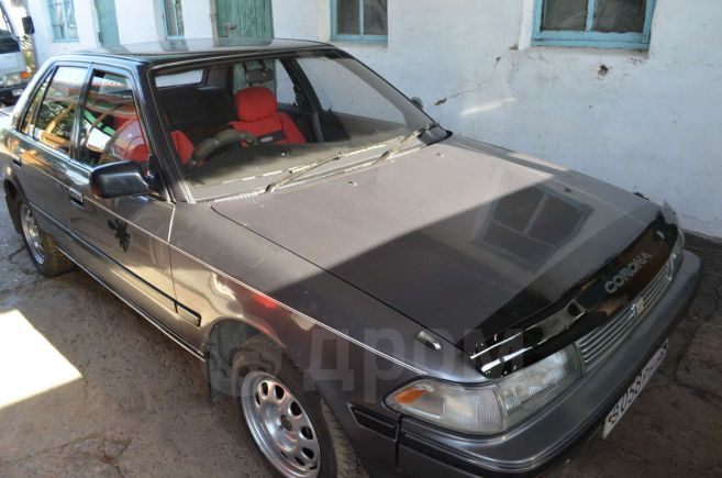 Toyota Corona, 1988 год, 139 000 руб.