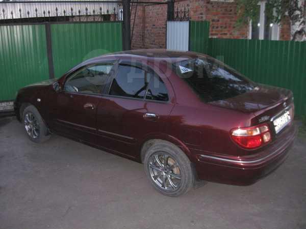 Nissan Bluebird Sylphy, 2001 год, 240 000 руб.