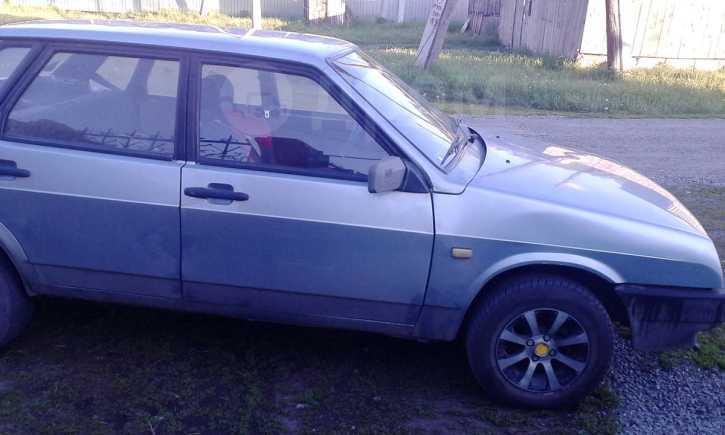 Лада 21099, 2001 год, 54 000 руб.