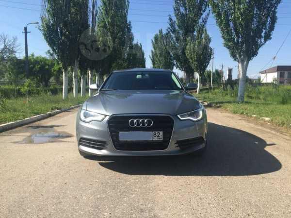 Audi A6, 2013 год, 1 570 000 руб.