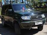 Тайшет УАЗ Патриот 2011