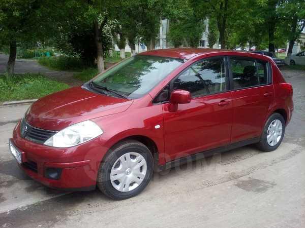 Nissan Tiida, 2007 год, 365 000 руб.
