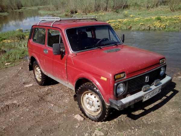 Лада 4x4 2121 Нива, 1996 год, 87 000 руб.