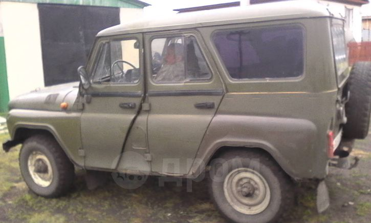 УАЗ 3151, 1997 год, 100 000 руб.