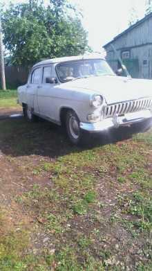 Балаганск 21 Волга 1961