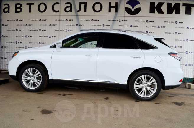 Lexus RX450h, 2010 год, 1 770 000 руб.