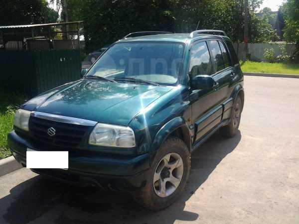 Suzuki Grand Vitara, 2002 год, 330 000 руб.
