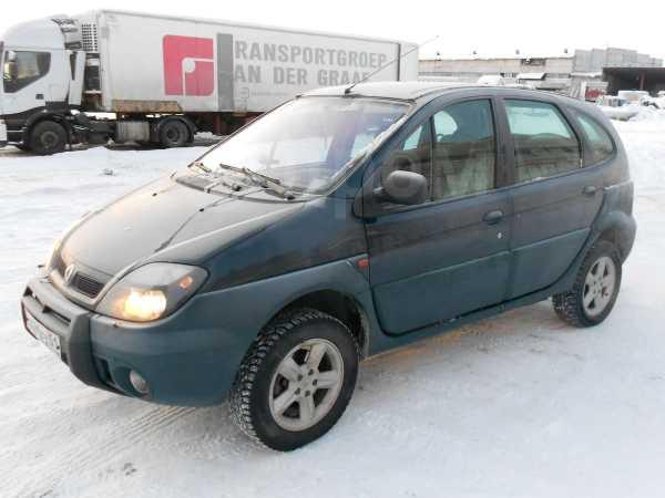 Renault Scenic, 2001 год, 270 000 руб.