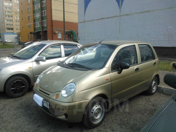 Daewoo Matiz, 2007 год, 139 000 руб.