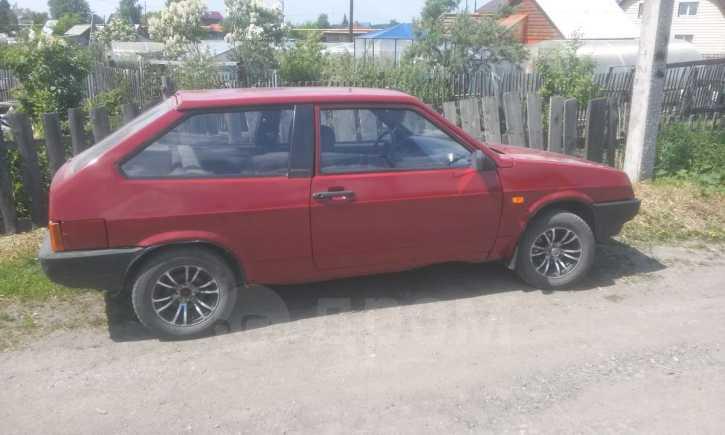 Лада 2108, 1996 год, 40 000 руб.