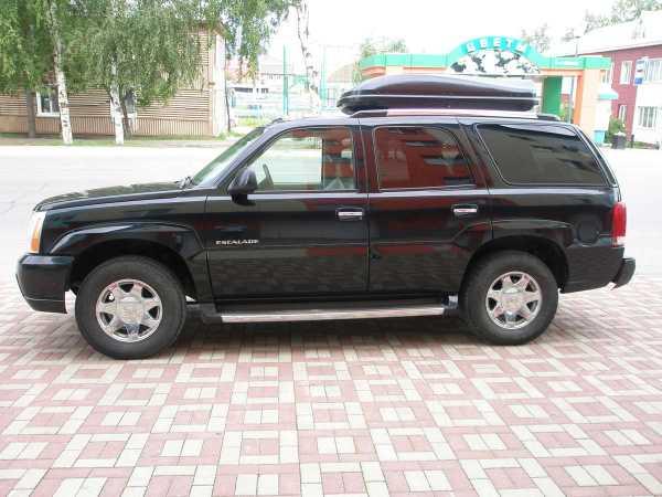 Cadillac Escalade, 2004 год, 850 000 руб.