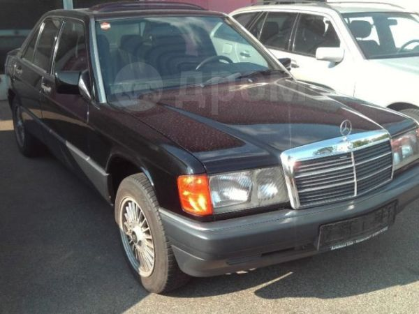 Mercedes-Benz 190, 1984 год, 220 000 руб.