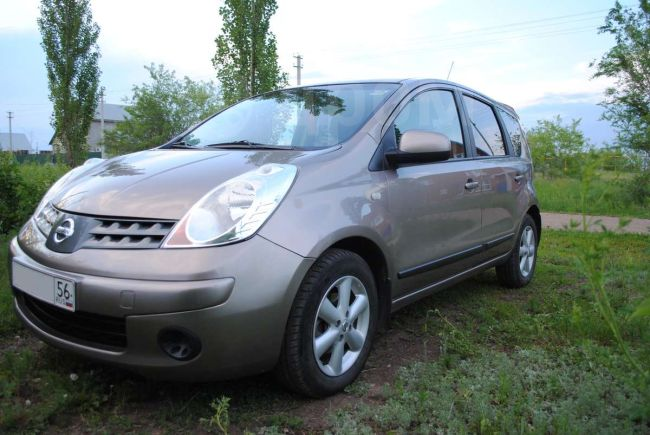 Nissan Note, 2008 год, 320 000 руб.
