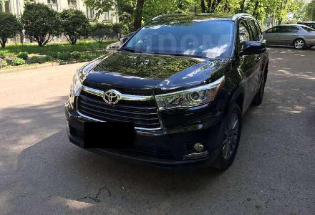 Toyota Highlander, 2015 год, 1 710 000 руб.