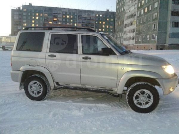 УАЗ Патриот, 2012 год, 750 000 руб.