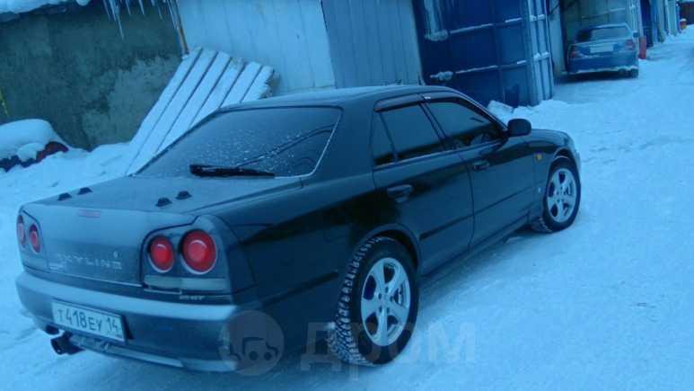 Nissan Skyline, 2000 год, 350 000 руб.