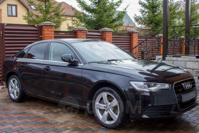 Audi A6, 2012 год, 1 490 000 руб.