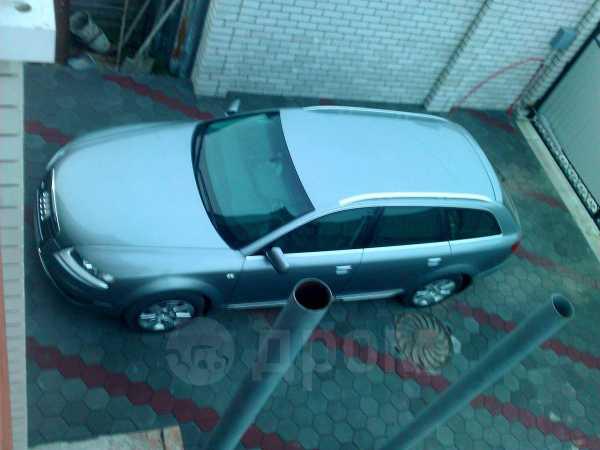 Audi A6 allroad quattro, 2006 год, 600 000 руб.