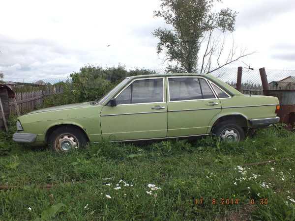 Audi 100, 1984 год, 12 000 руб.