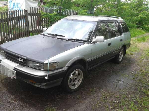 Toyota Sprinter Carib, 1989 год, 95 000 руб.