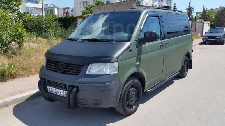 Volkswagen Transporter, 2007 год, 890 000 руб.