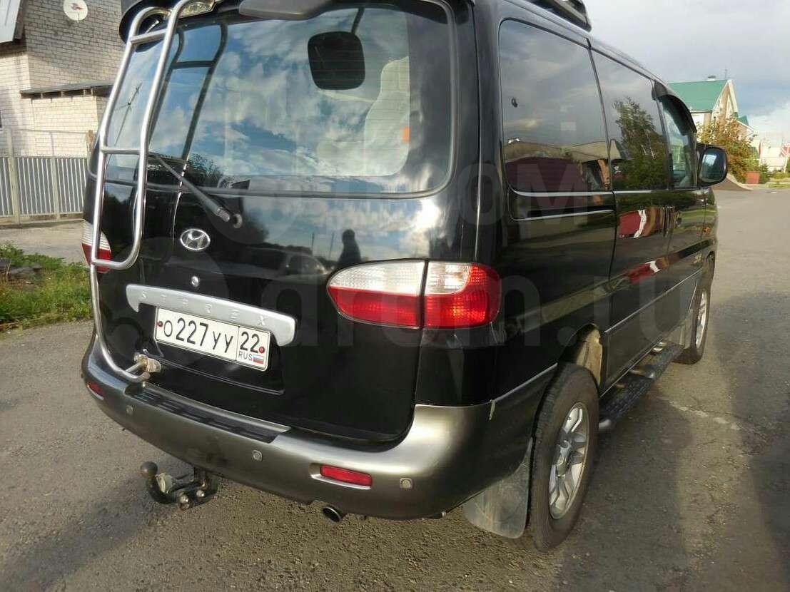 автомобили hyundai starex отзывы полный привод