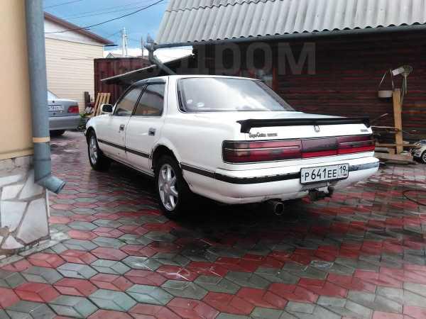 Toyota Cresta, 1990 год, 117 000 руб.