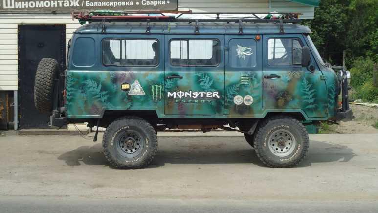 УАЗ Буханка, 2000 год, 300 000 руб.