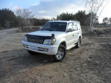 Нововоронеж Land Cruiser Prado