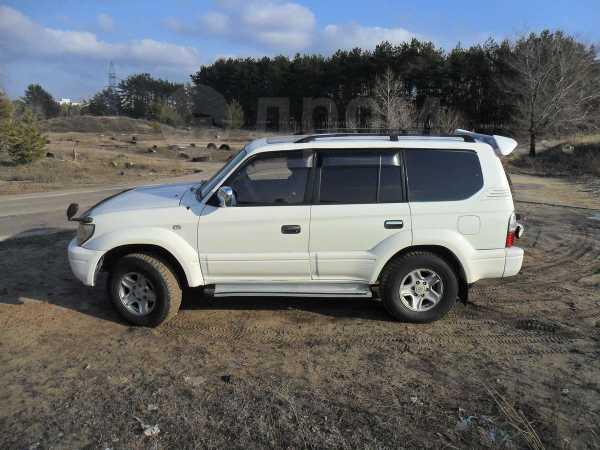 Toyota Land Cruiser Prado, 1997 год, 660 000 руб.