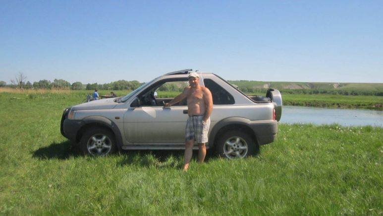 Land Rover Freelander, 1999 год, 310 000 руб.
