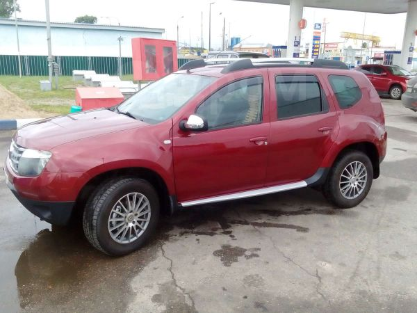 Renault Duster, 2012 год, 690 000 руб.
