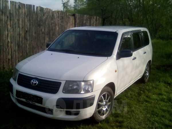 Toyota Succeed, 2007 год, 320 000 руб.