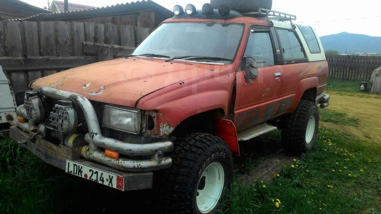 Toyota Hilux Surf, 1987 год, 135 000 руб.