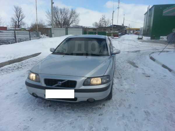 Volvo S60, 2003 год, 235 000 руб.