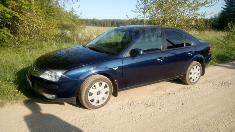 Ford Mondeo, 2005 год, 250 000 руб.