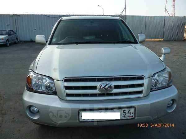 Toyota Kluger V, 2005 год, 725 000 руб.