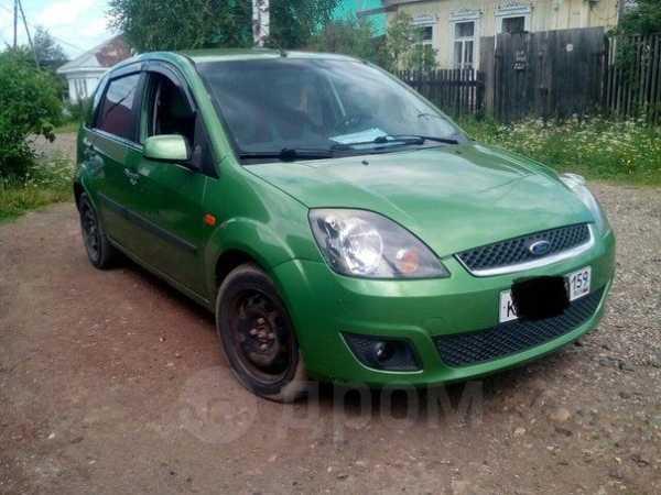 Ford Fiesta, 2007 год, 170 000 руб.
