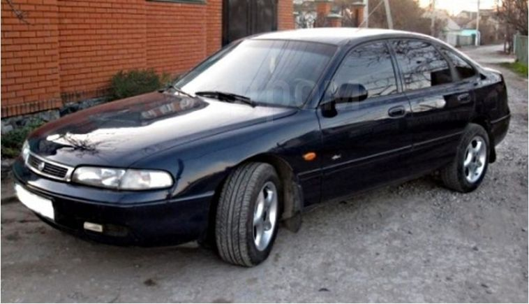 Mazda 626, 1992 год, 65 000 руб.