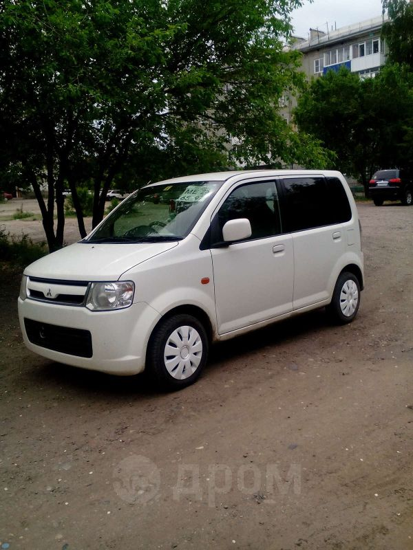Mitsubishi eK-Wagon, 2007 год, 235 000 руб.