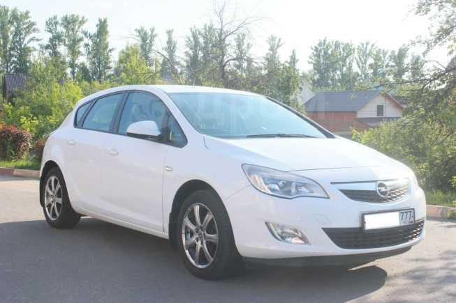 Opel Astra, 2011 год, 510 000 руб.